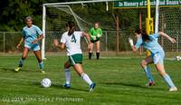 1499 Girls Varsity Soccer v Chief-Sealth 092214