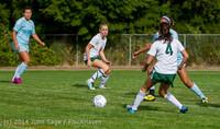 1502 Girls Varsity Soccer v Chief-Sealth 092214