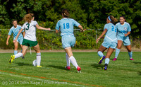 1504 Girls Varsity Soccer v Chief-Sealth 092214