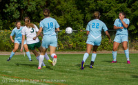 1508 Girls Varsity Soccer v Chief-Sealth 092214