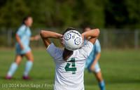 1548 Girls Varsity Soccer v Chief-Sealth 092214