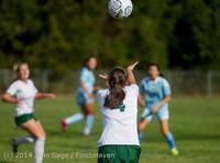 1550 Girls Varsity Soccer v Chief-Sealth 092214