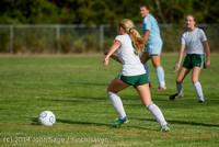 1555 Girls Varsity Soccer v Chief-Sealth 092214