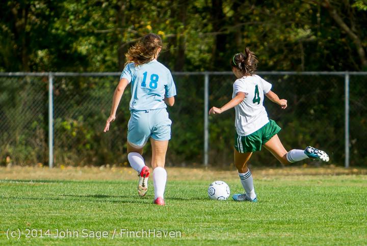 1559 Girls Varsity Soccer v Chief-Sealth 092214