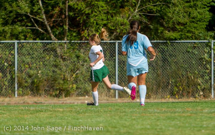 1577 Girls Varsity Soccer v Chief-Sealth 092214