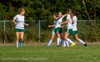 1592 Girls Varsity Soccer v Chief-Sealth 092214