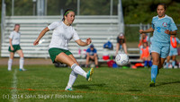 1613 Girls Varsity Soccer v Chief-Sealth 092214