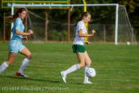 1616 Girls Varsity Soccer v Chief-Sealth 092214