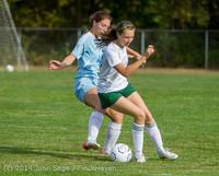 1621 Girls Varsity Soccer v Chief-Sealth 092214