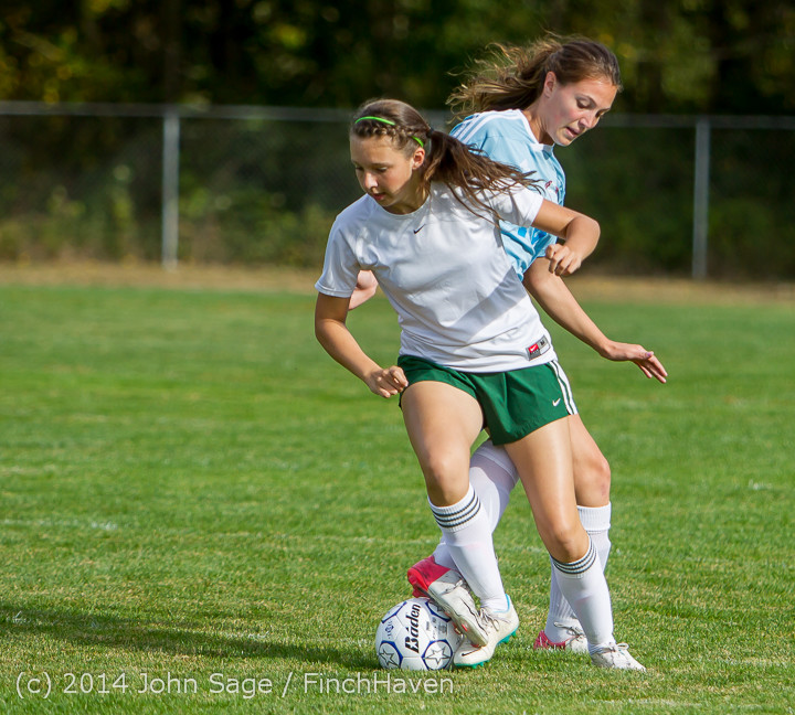1624 Girls Varsity Soccer v Chief-Sealth 092214