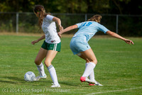 1625 Girls Varsity Soccer v Chief-Sealth 092214
