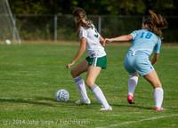 1627 Girls Varsity Soccer v Chief-Sealth 092214