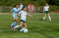 1632 Girls Varsity Soccer v Chief-Sealth 092214