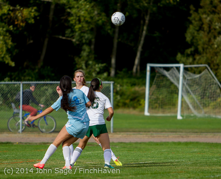 1647 Girls Varsity Soccer v Chief-Sealth 092214