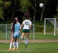 1650 Girls Varsity Soccer v Chief-Sealth 092214