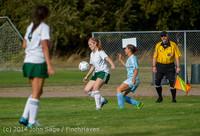 1654 Girls Varsity Soccer v Chief-Sealth 092214