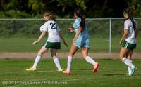 1661 Girls Varsity Soccer v Chief-Sealth 092214