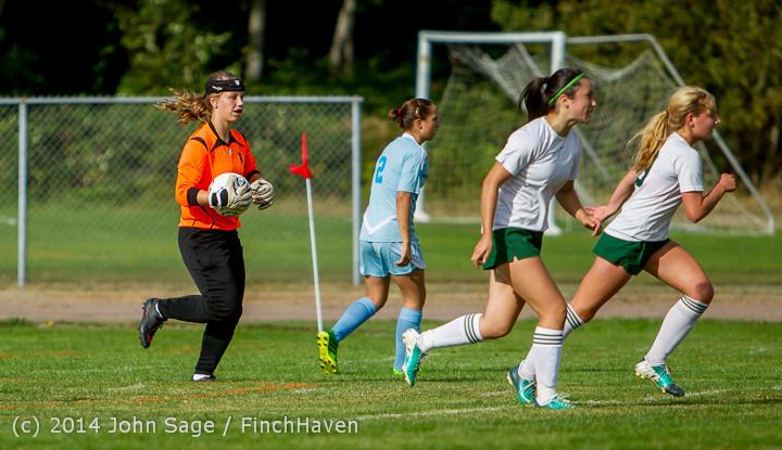 1675 Girls Varsity Soccer v Chief-Sealth 092214