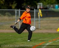 1684 Girls Varsity Soccer v Chief-Sealth 092214