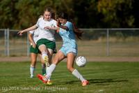 1710 Girls Varsity Soccer v Chief-Sealth 092214