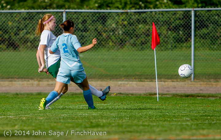 1723 Girls Varsity Soccer v Chief-Sealth 092214