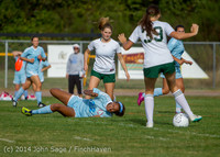 1730 Girls Varsity Soccer v Chief-Sealth 092214