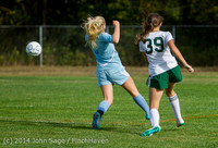 1755 Girls Varsity Soccer v Chief-Sealth 092214
