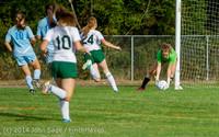 1758 Girls Varsity Soccer v Chief-Sealth 092214