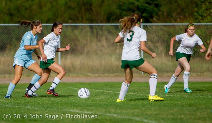1772 Girls Varsity Soccer v Chief-Sealth 092214