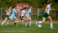 1779 Girls Varsity Soccer v Chief-Sealth 092214