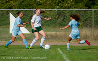 1790 Girls Varsity Soccer v Chief-Sealth 092214