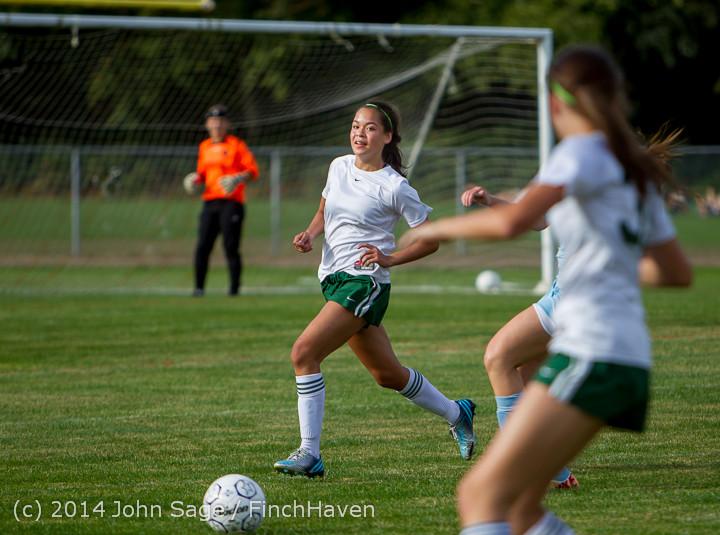 1796 Girls Varsity Soccer v Chief-Sealth 092214