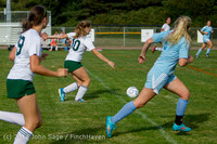 1805 Girls Varsity Soccer v Chief-Sealth 092214