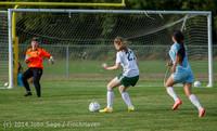 1834 Girls Varsity Soccer v Chief-Sealth 092214