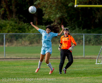 1842 Girls Varsity Soccer v Chief-Sealth 092214