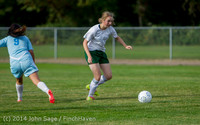 1845 Girls Varsity Soccer v Chief-Sealth 092214