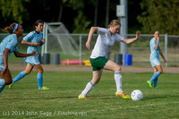 1857 Girls Varsity Soccer v Chief-Sealth 092214
