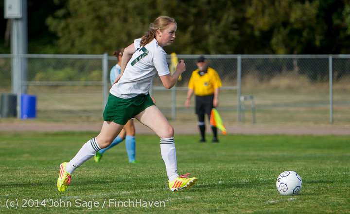 1861 Girls Varsity Soccer v Chief-Sealth 092214