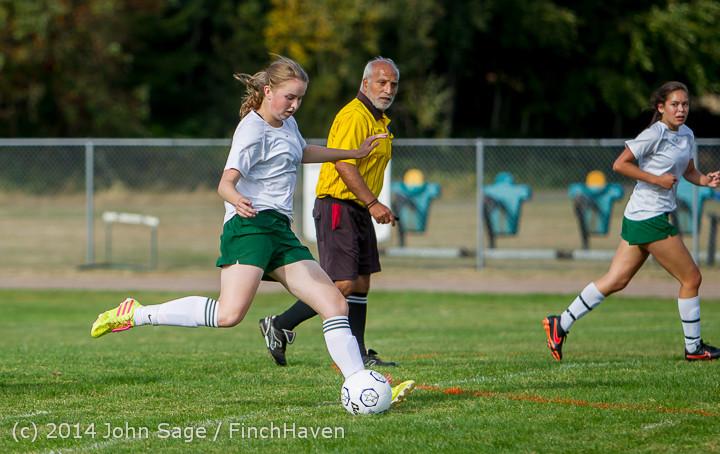 1866 Girls Varsity Soccer v Chief-Sealth 092214