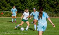 1912 Girls Varsity Soccer v Chief-Sealth 092214