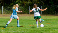 1921 Girls Varsity Soccer v Chief-Sealth 092214