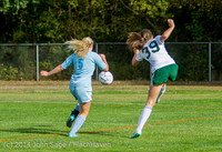1923 Girls Varsity Soccer v Chief-Sealth 092214
