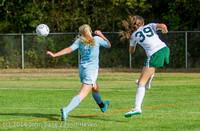 1924 Girls Varsity Soccer v Chief-Sealth 092214