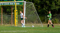 1942 Girls Varsity Soccer v Chief-Sealth 092214