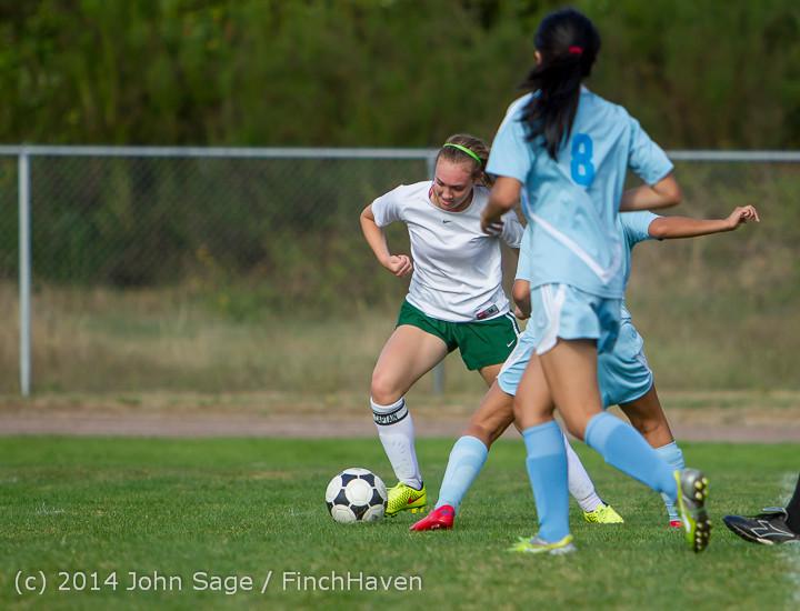 1977 Girls Varsity Soccer v Chief-Sealth 092214