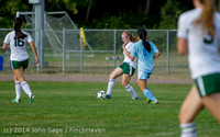 2023 Girls Varsity Soccer v Chief-Sealth 092214
