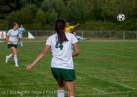 2076 Girls Varsity Soccer v Chief-Sealth 092214