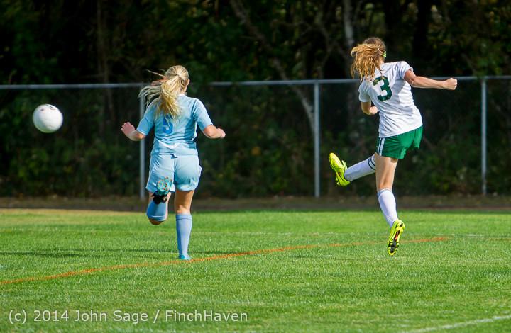 2179 Girls Varsity Soccer v Chief-Sealth 092214