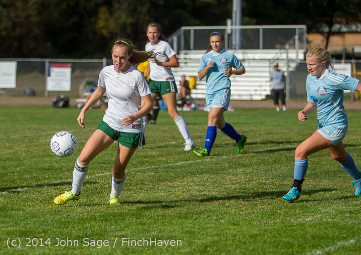 2186 Girls Varsity Soccer v Chief-Sealth 092214