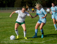 2201 Girls Varsity Soccer v Chief-Sealth 092214